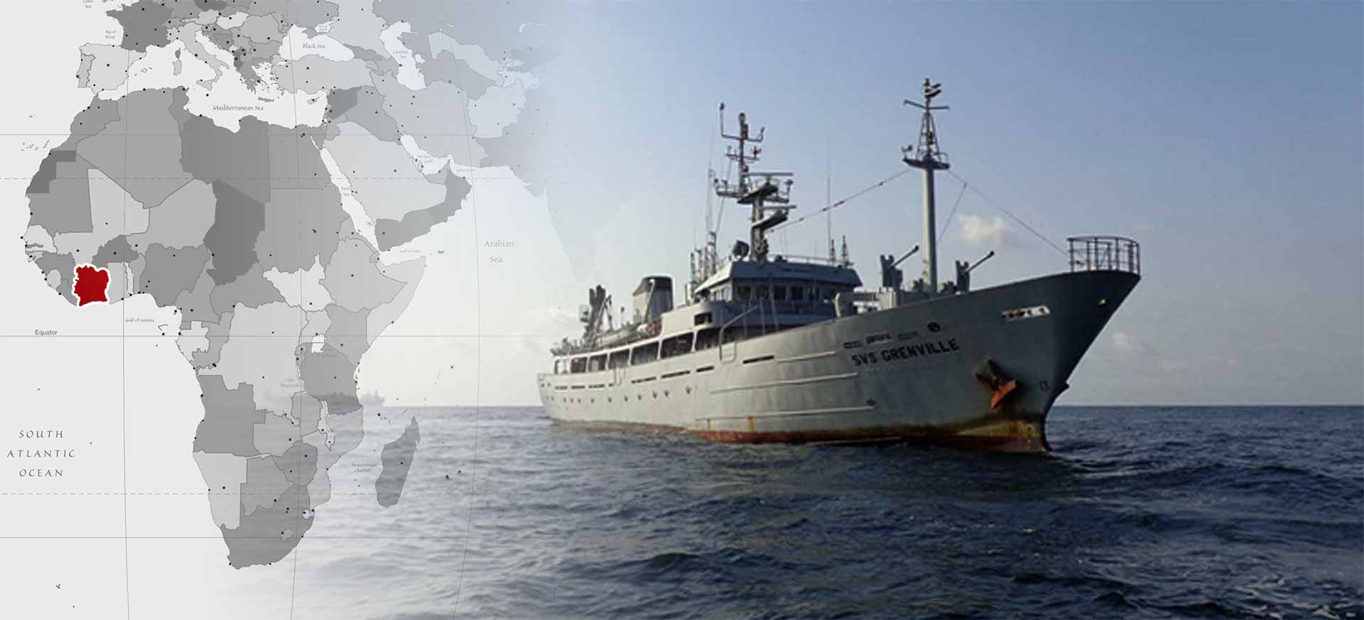 SVS Specialised Vessel Services - Africa