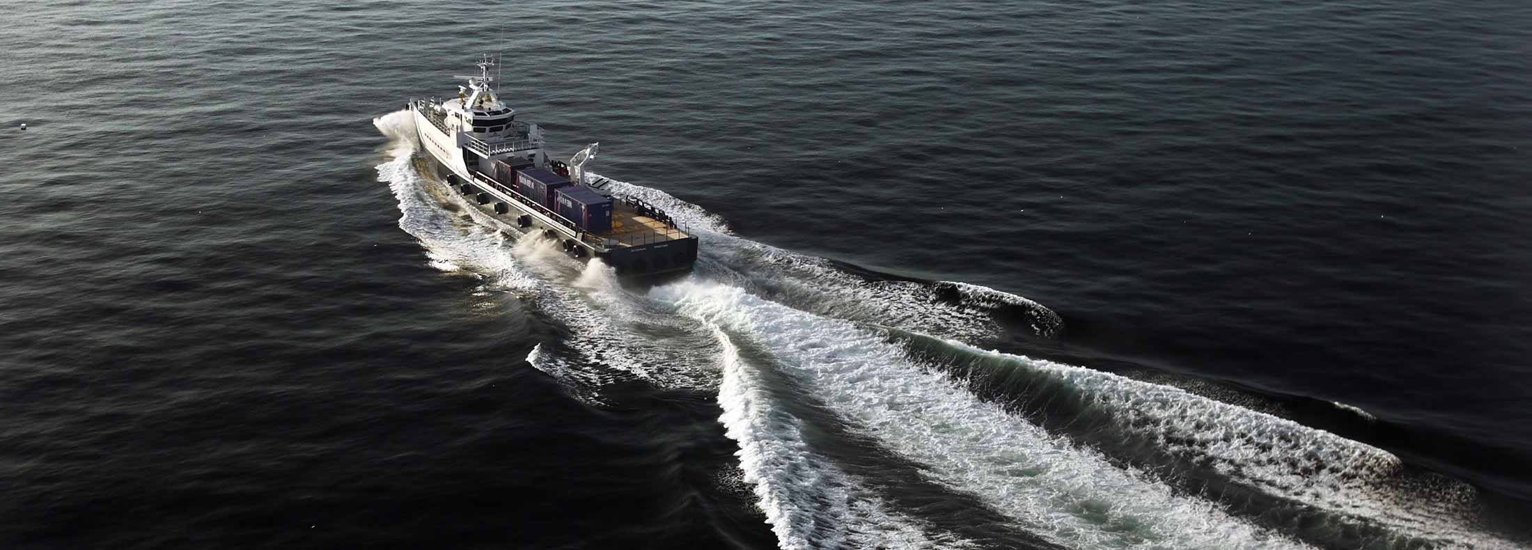SVS Feet - Specialised Vessel Services - Africa
